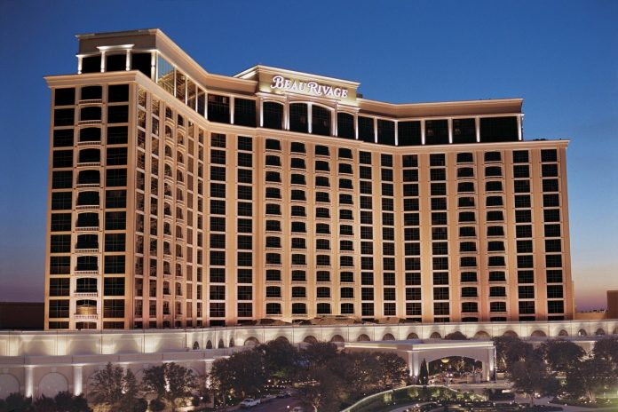 Beau Rivage investment