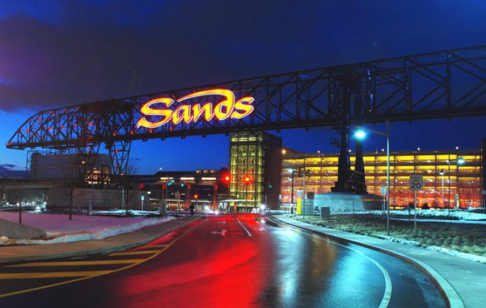 Sands Leven equity