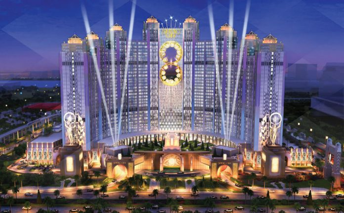Meclo Crown Entertainment, Melco, Crown, James Packer