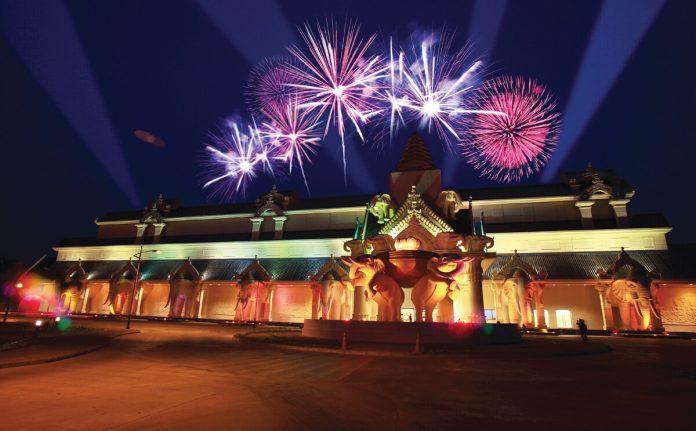 Savan Vegas Laos southeast
