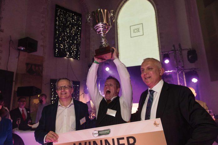 Ray de Rozario European Dealer Championship