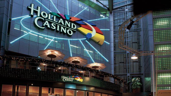 Holland Casino Erwin van Lambaart Dutch