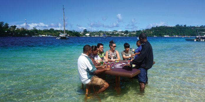 TCS John Huxley Ocean Blackjack