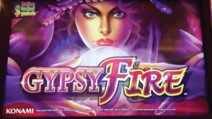 Foxwoods Konami, Gypsyfire Greentube Novomatic