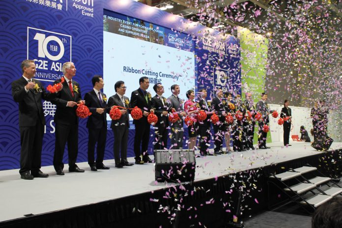 G2E Asia 2016 Macau