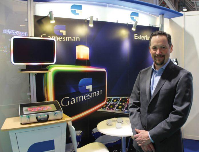 Gamesman, Martin Rigby