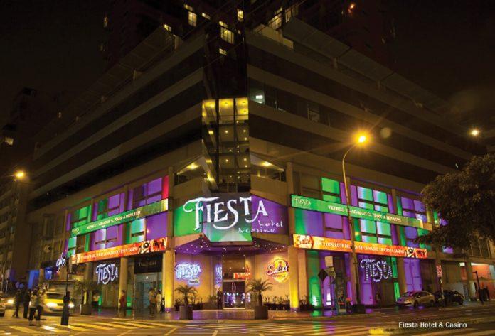 Fiesta Lima Thunderbird