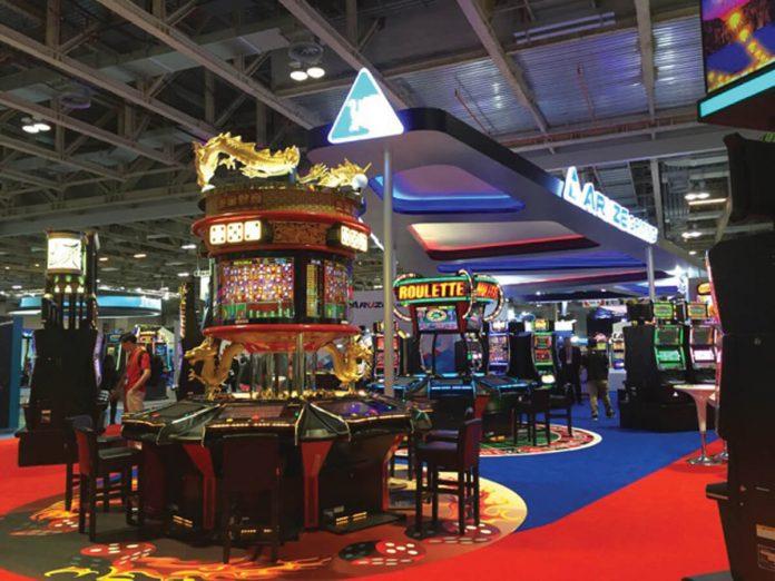 Aruze Gaming Macau