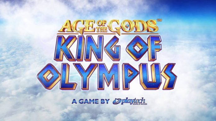 Playtech AOTG Kings of Olympus