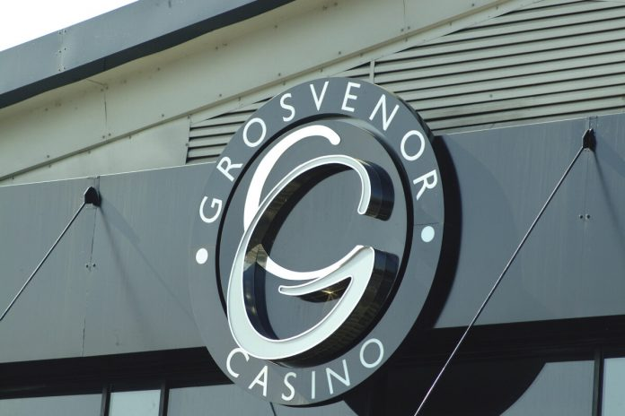 Grosvenor Ace King Suited