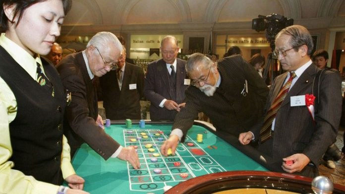 Japanese Japan's Casino