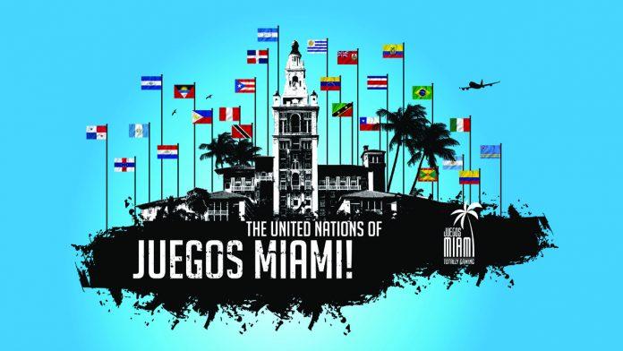 Juegos Miami Clarion Latin