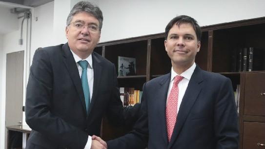 Regulated Colombia Juan Pérez Hidalgo