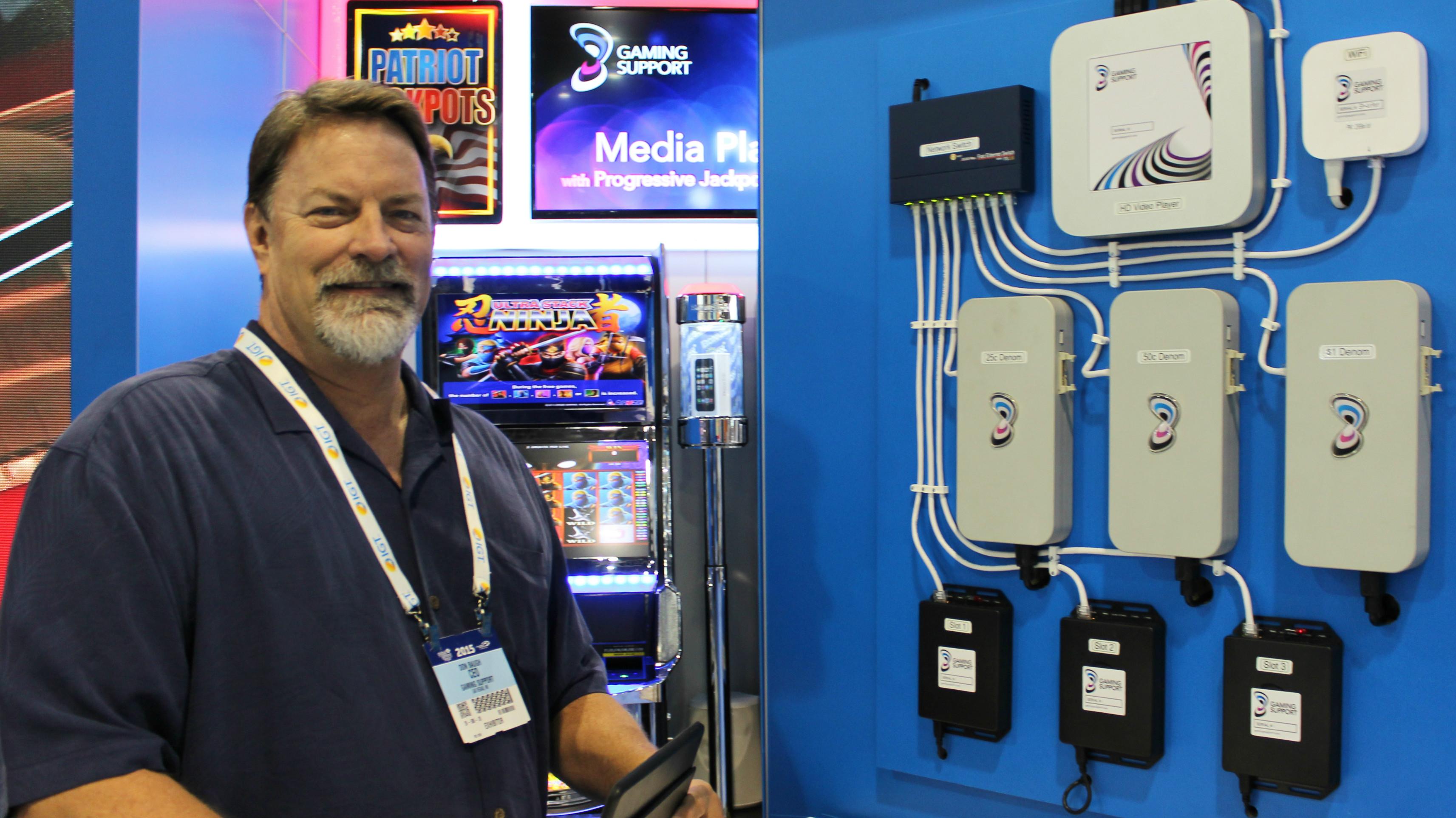 casino controller