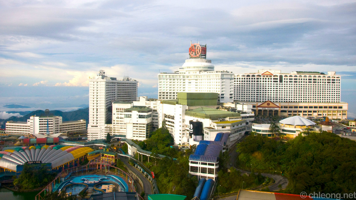 Genting safe from Brexit effect as Malaysian developments spur growth