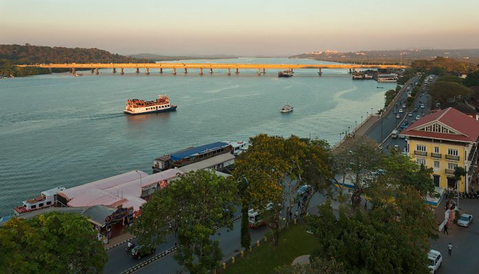 Goa, Casino, Casino Review, Laxmikant Parsekar, Mandovi River