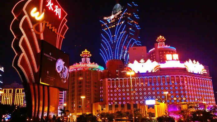 Macau GGR Wynn, Casino Review,