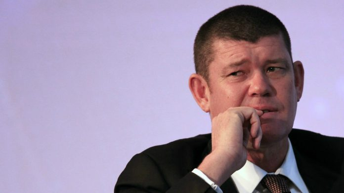 Casino Review James Packer crown