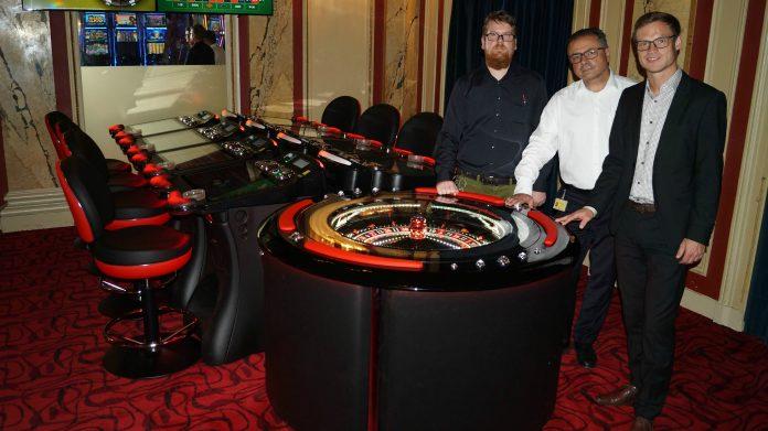 Casino Review, Grand Casino Lucerne, Spirit Gaming, Interblock