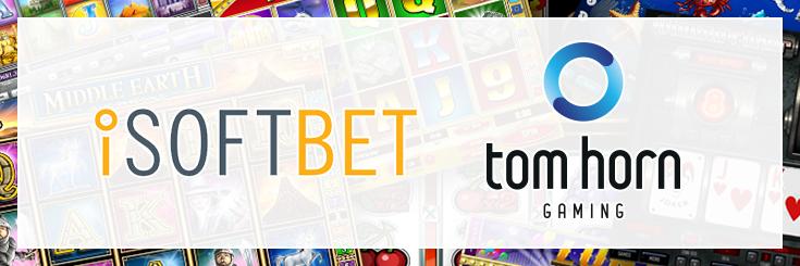 Casino Review Tom Horn Gaming Partnership iSoftBet