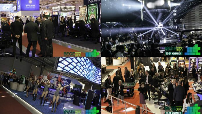 Casino Review BEGE 2016 Expo