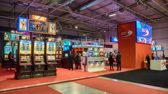 Casino Review EGT BEGE Expo