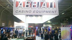 Casino Review BEGE Expo 2016 Abbiati