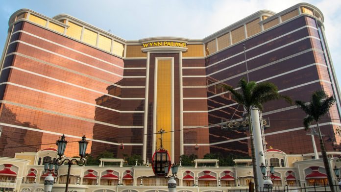 Casino Review Wynn Palace Macau wynn resorts
