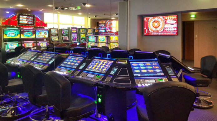Casino Review EGT STORK Terminal