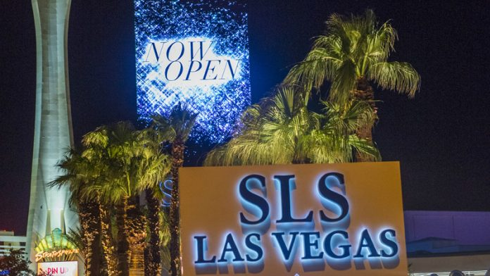 Casino Review SLS Vegas Esports & Casino Resorts