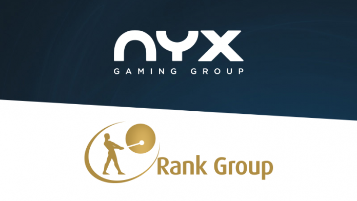 Casino Review NYX Gaming Group