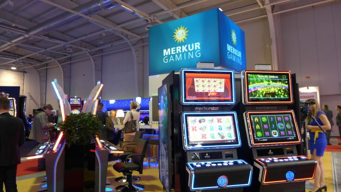 Casino Review, Merkur Gaming, Bulgaria, BEGE