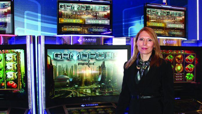 BEGE, Casino Technology, Rossi McKee,