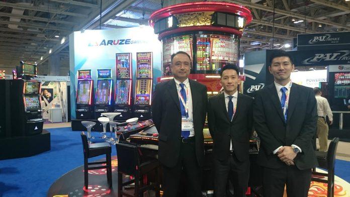 Casino Review, Aruze, MGS, sic bo, Joji Kokuryo