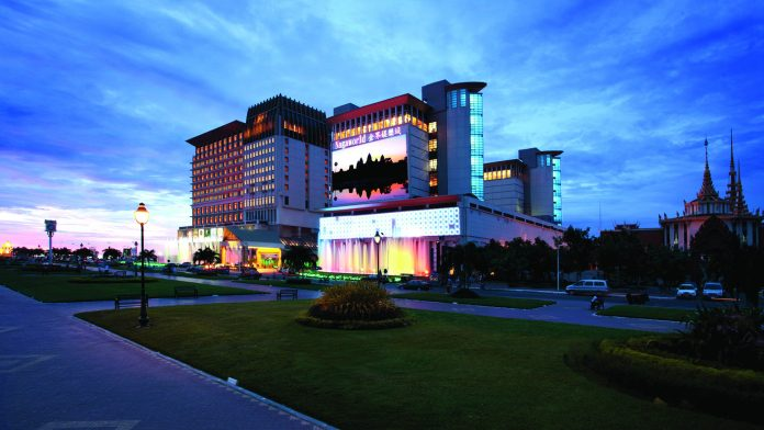 Casino Review - Naga Corp carves niche VIP market in Cambodia