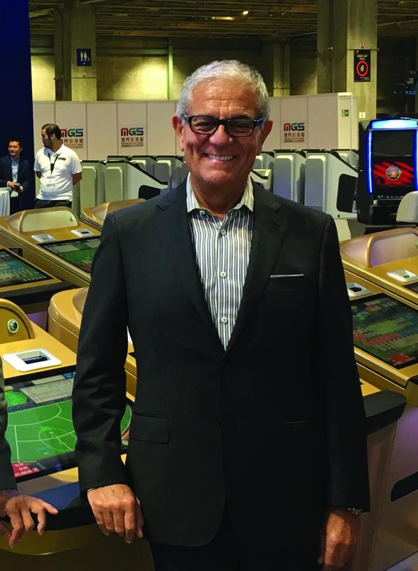 Casino Review EZ BACCARAT Francisco Tejeda