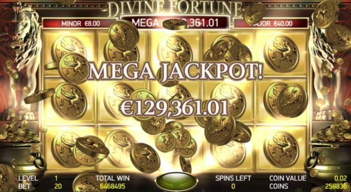 Casino Review NetEnt Divine Fortune