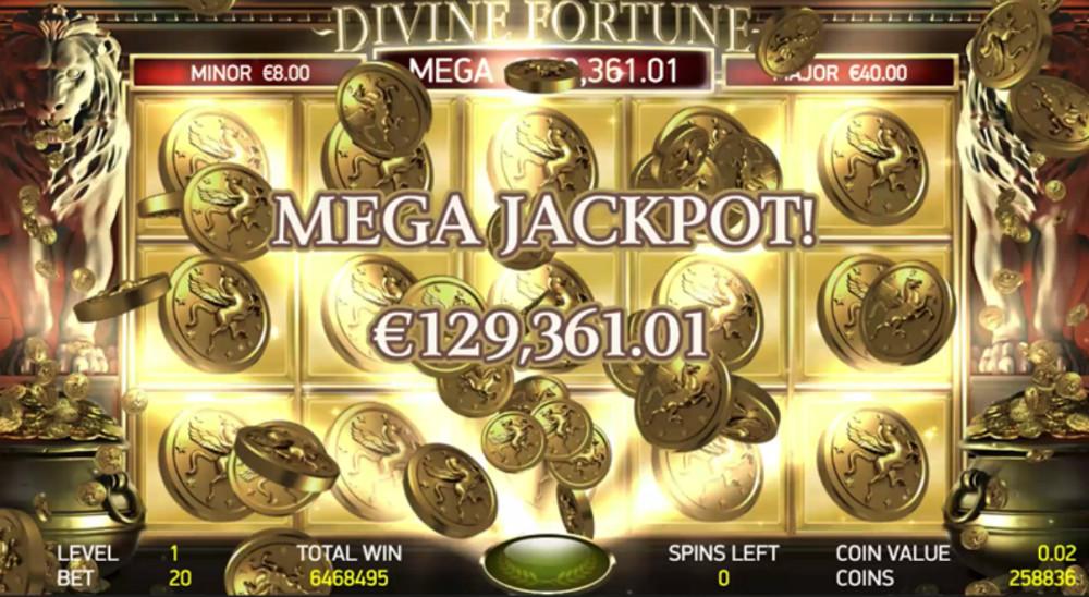 Divine Fortune Casino Slot - NetEnt Online Slots - Rizk Casino