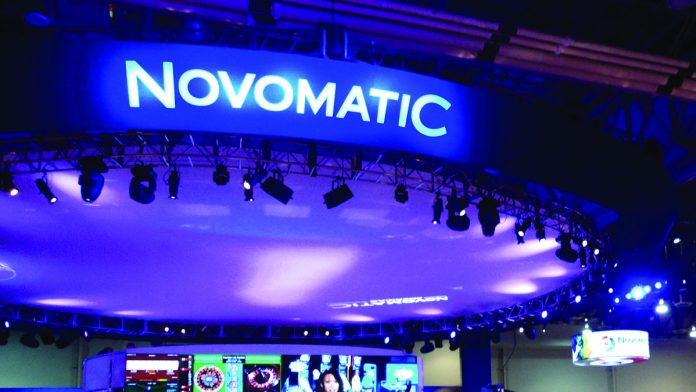 Casino Review - Novomatic to unveil complete gaming solutions at ICE