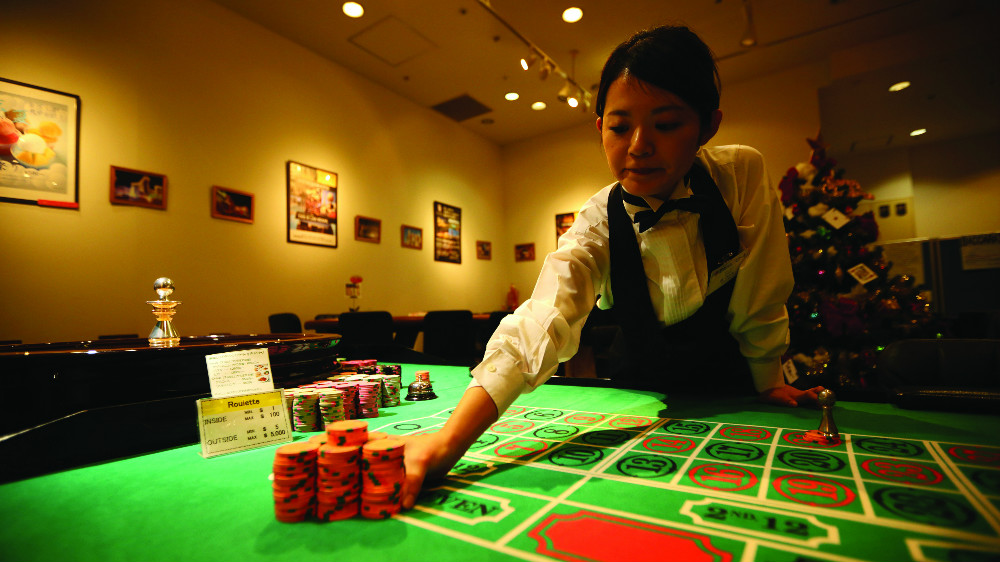 Japan's senate approves landmark casino bill