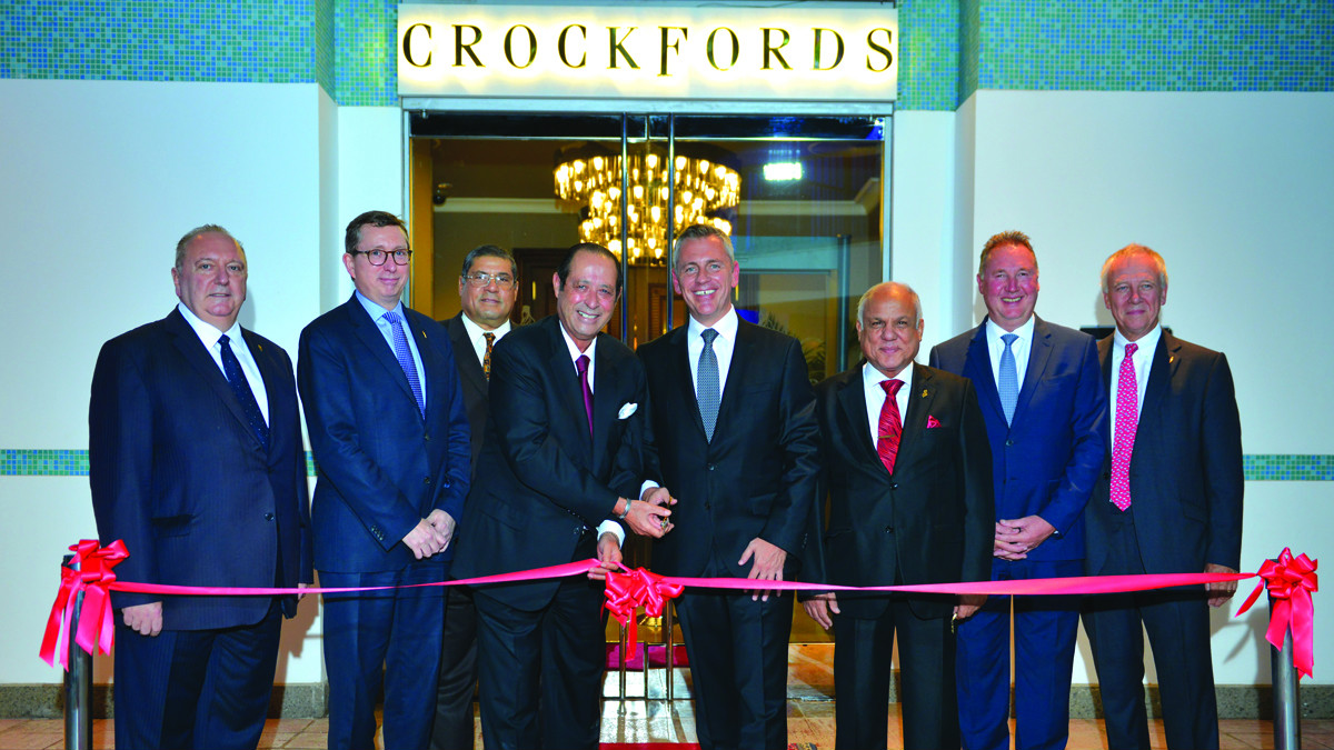 Crockfords comes to Cairo: Genting is opening new gaming venue in Egyptian capital