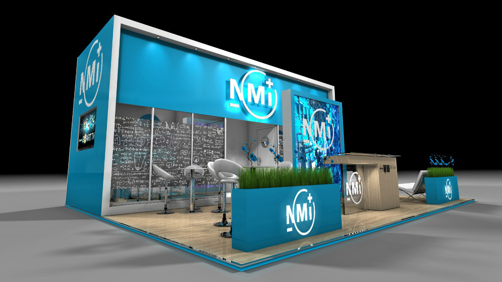 NMi expands stand space to launch new services at ICE 2017