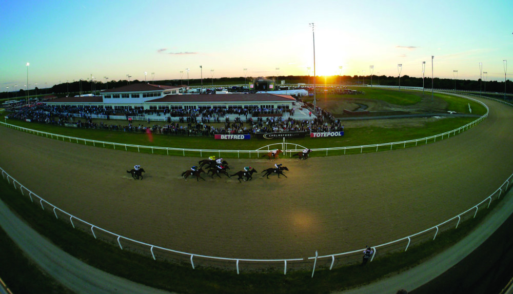 Chelmsford on track to become Britain's first racino