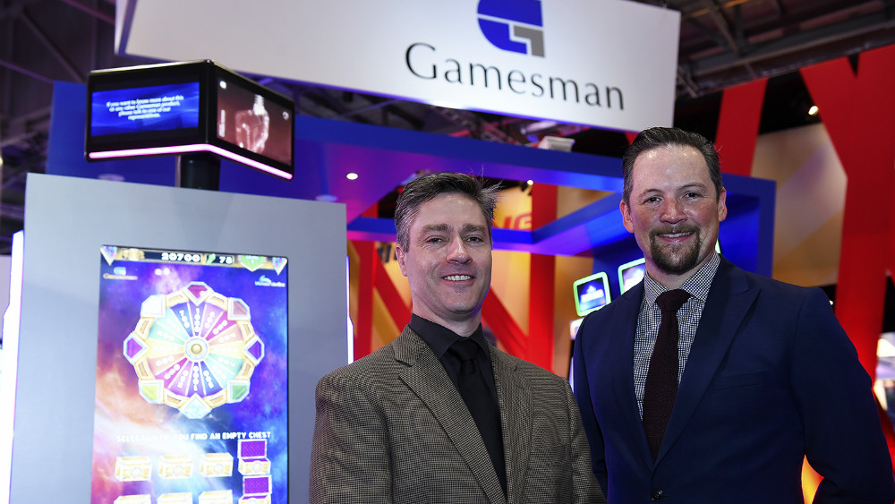 Casino Review Gamesman Martin Rigby