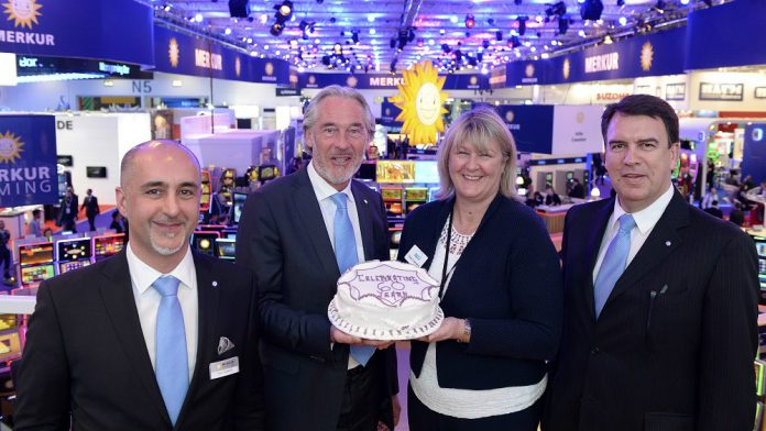 Casino Review - ICE-ing on the cake for show's long-term exhibitors - Merkur
