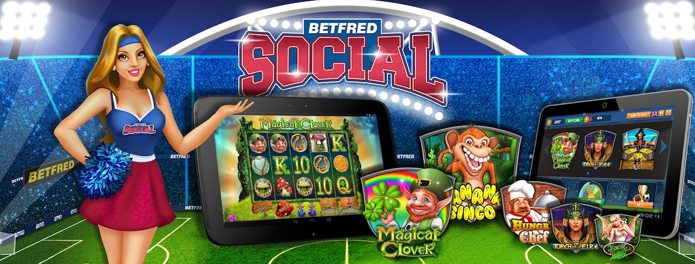 Betfred launches first Social Casino Game