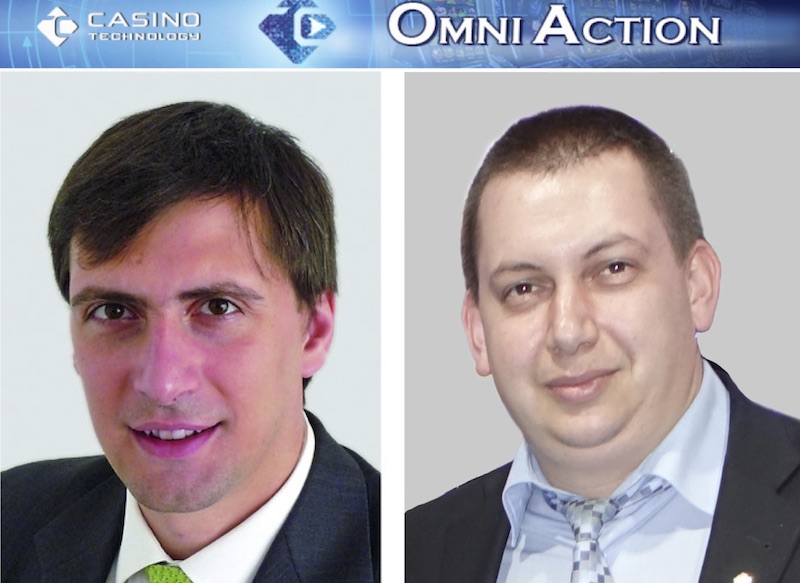 Casino Technology appoints new board members