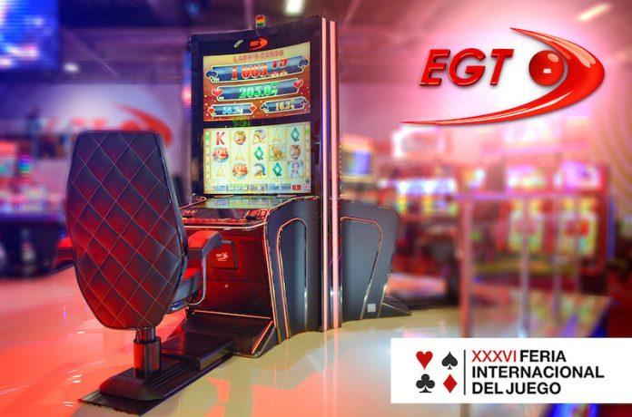 Casino Review - EGT Fer-Interazar 2017