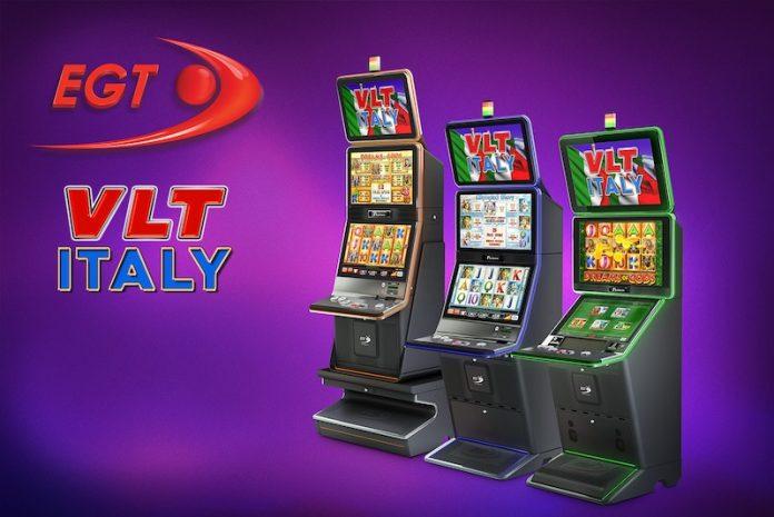 Casino Review - EGT Interactive Enada Spring Italian debut