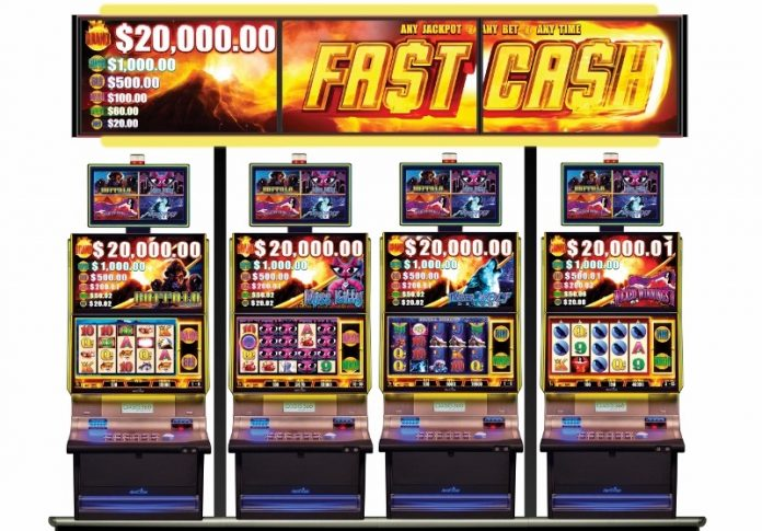 Casino Review - Slot Fast Cash Aristocrat